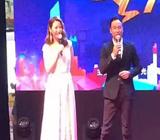 任达华出席深圳星光城开业庆典活动